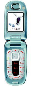Alcatel C635