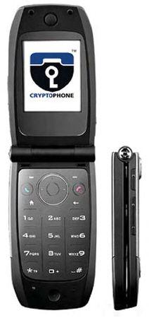 CryptoPhone G10i