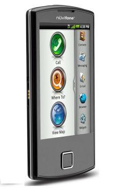 Garmin-Asus A50 nuvifone