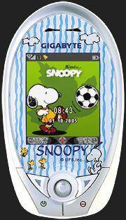 Gigabyte Snoopy