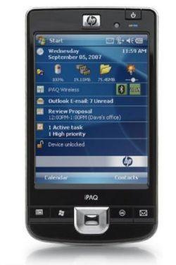 HP iPAQ 214