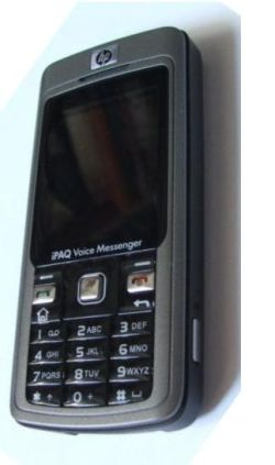 HP iPAQ 510 VM