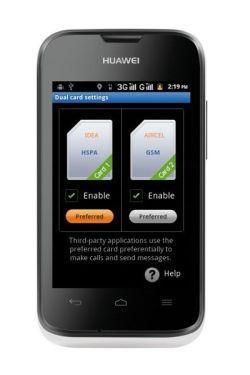Huawei Ascend Y210D