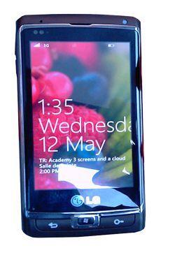 LG GW910 Optimus 7