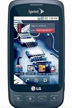 LG Optimus S