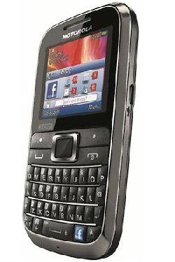 Motorola MotoKey 3-CHIP