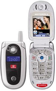 Motorola V550