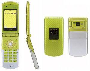 NEC N902iS