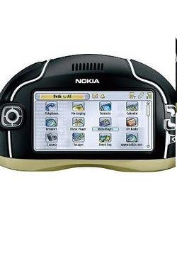 Nokia 7700 Classic