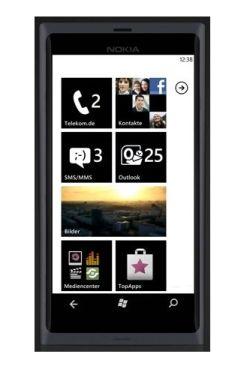 Nokia 800 Sun