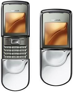 Nokia 8800 Scirocco Edition