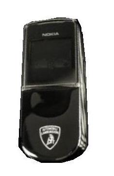 Nokia 8800 Sirocco Lamborghini Edition