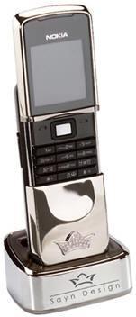Nokia 8800 Sirocco Platinum