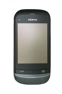 Nokia C2-02 Touch and Type