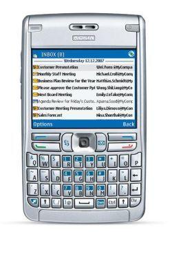 Nokia E62
