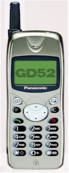 Panasonic GD52