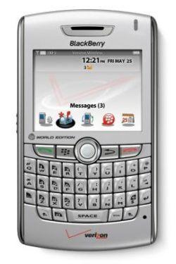 RIM BlackBerry 8830 World Edition