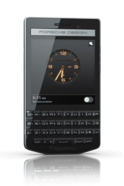 RIM BlackBerry Porsche Design P9983