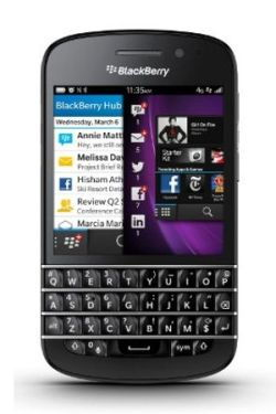 RIM BlackBerry Q10