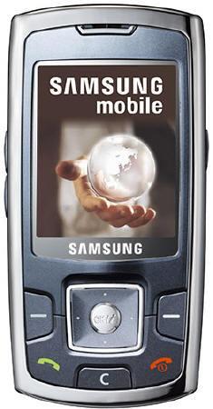Samsung D610