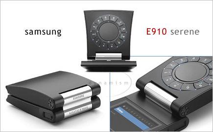 Samsung E910