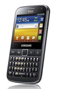 Samsung Galaxy Y Pro Duos