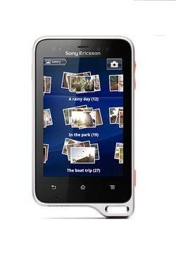 Sony Xperia active ST17 Billabong Edition