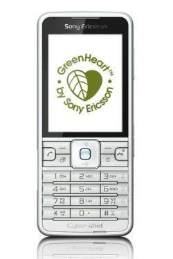 SonyEricsson C901 GreenHeart