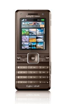 SonyEricsson K770