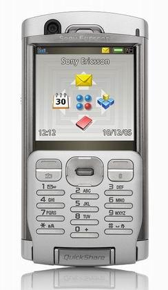 SonyEricsson P990i