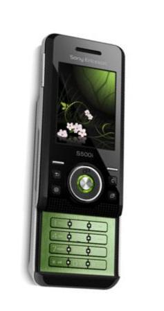 SonyEricsson S500