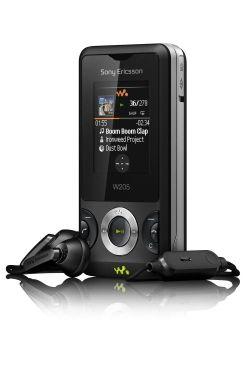 SonyEricsson W205