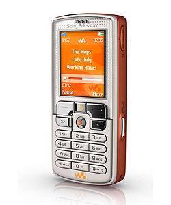 SonyEricsson W800i