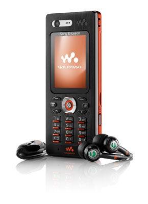 SonyEricsson W880