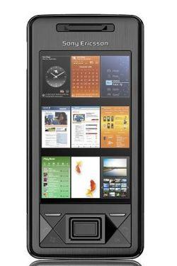 sonyericsson Xperia X1 - mobiltelefon leírások 410b2dac7a