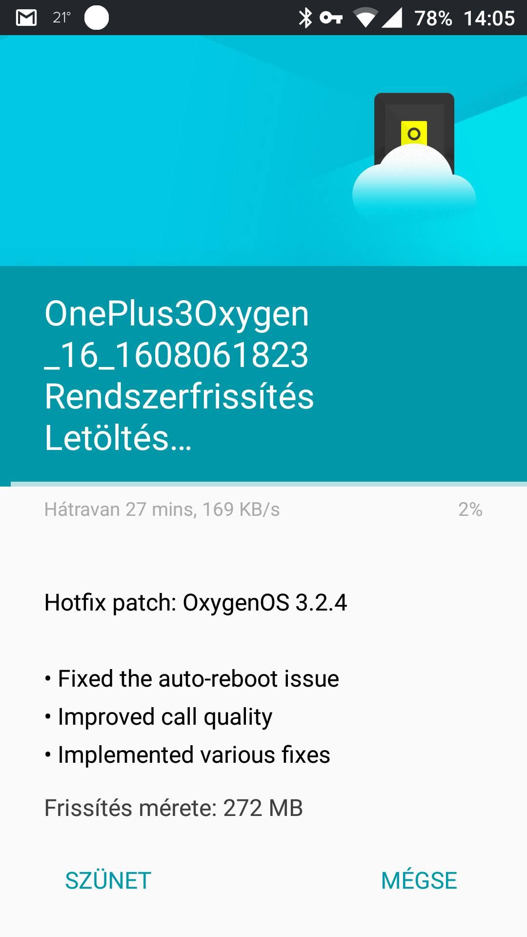 Több kárt okoz az új OnePlus 3 frissítés, mint hasznot?