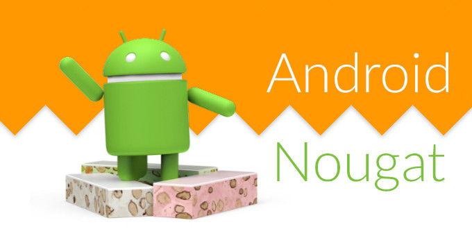 Android 7.1 fut a jó öreg Lumia 520-on!