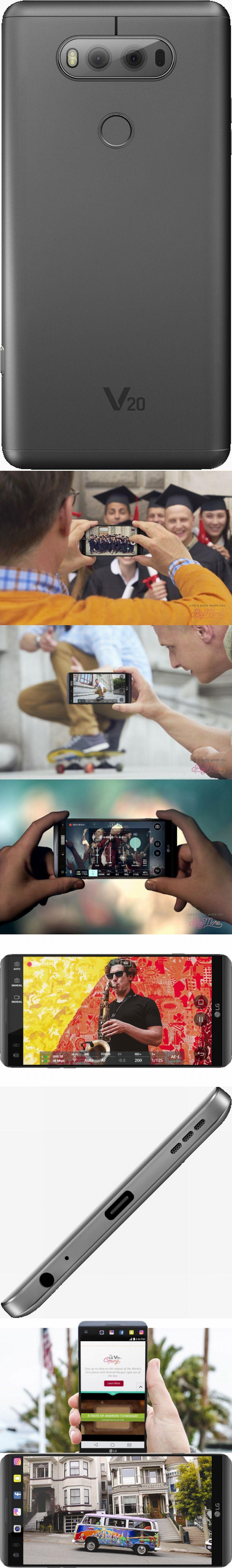 LG V20: a világ első Nougat mobilja, két kijelzővel