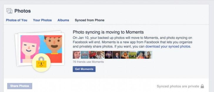 Facebook Moments: akár akarod, akár nem, használni fogod!