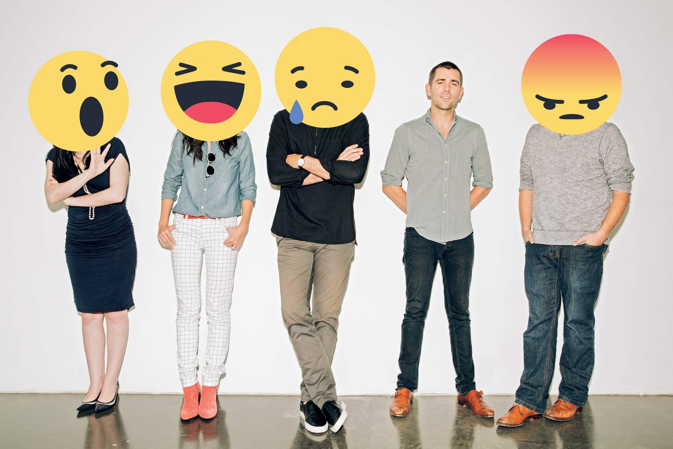 Nem tudod, hogy fejezd ki érzéseidet jobban? A Facebook segít!