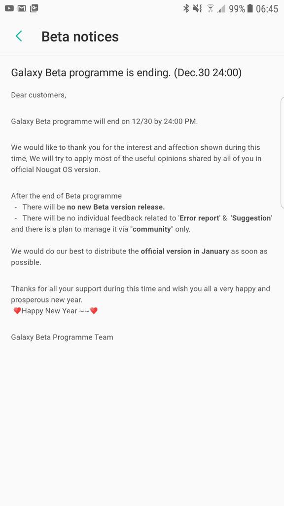 Galaxy S7: ma valami véget ért