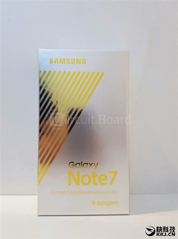 Bejelentés előtt: Samsung Galaxy Note 7 fotók