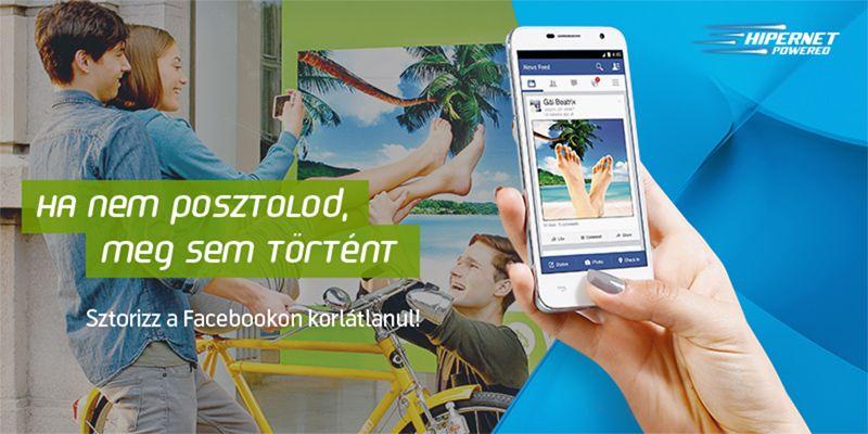 Kártyásoknak jár a korlátlan Facebook, Facebook chat, WhatsApp és Twitter aTelenornál