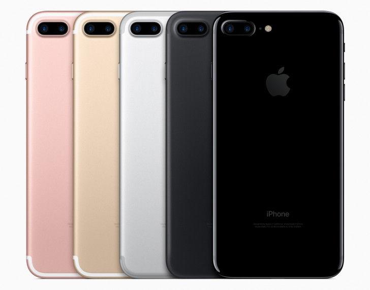 Itt az Apple iPhone 7 Plus dual kamerával és vízálló burkolattal