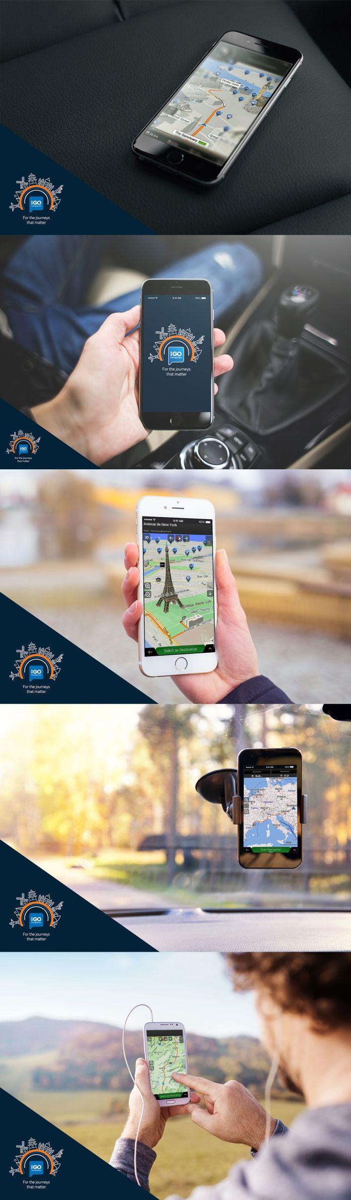 iGO Androidra és iOS-re!