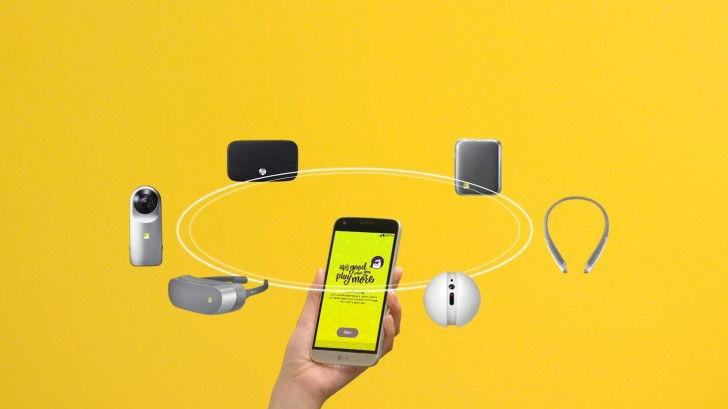 Videó: ilyen az LG G5 menüje
