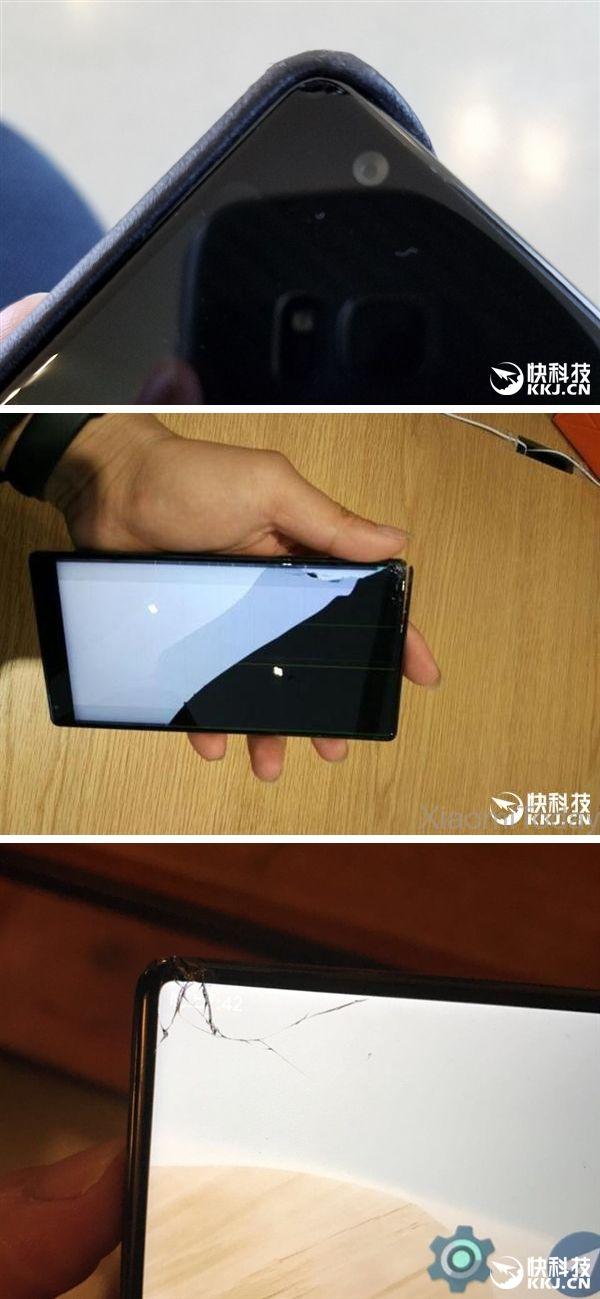 Biztosítás és tok is kell a Xiaomi Mi Mix mellé