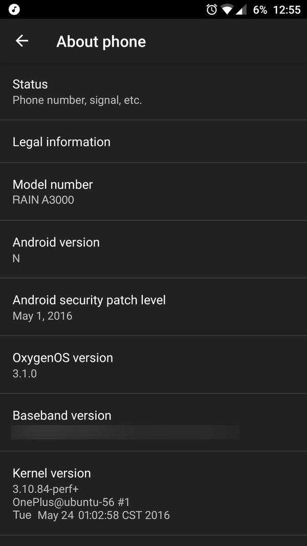Meglepetés! OnePlus 3 specifikáció