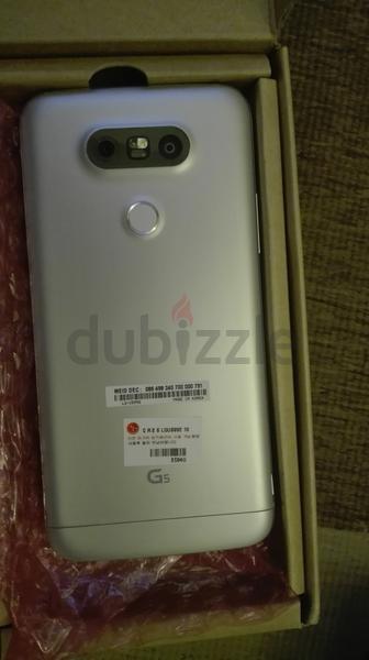 LG G5: kétlencsés kamera, második kijelző és fotók!