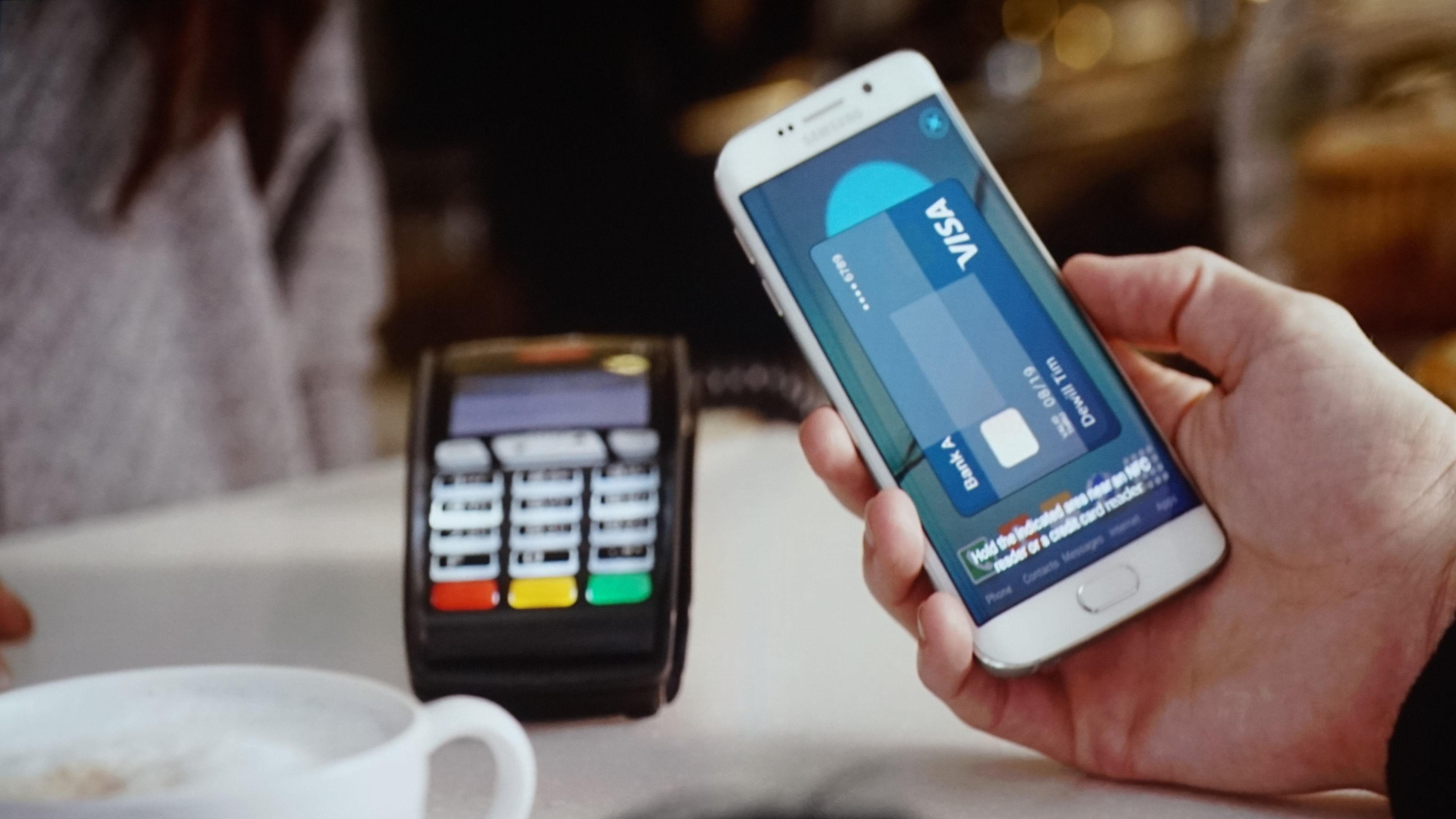 Európába érkezett a Samsung Pay